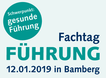 Fachtag Führung 2019 in Bamberg |