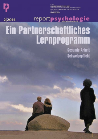 Report Psychologie 2/2014