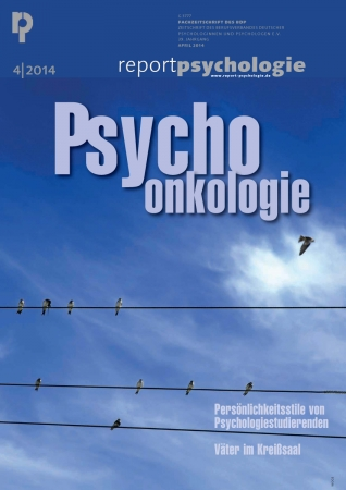 Report Psychologie 4/2014