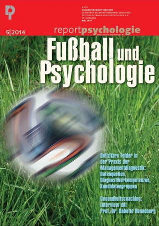 Report Psychologie 5/2014