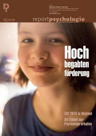 Report Psychologie 9/2015