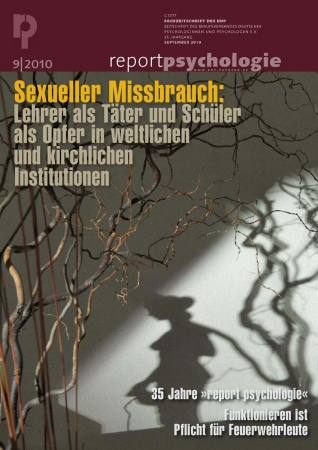 Report Psychologie 9/2010