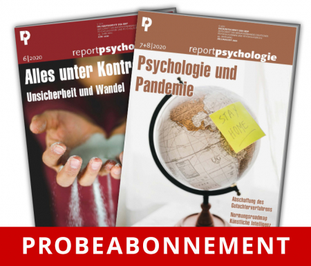 Report Psychologie