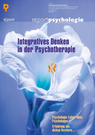 Report Psychologie 5/2017