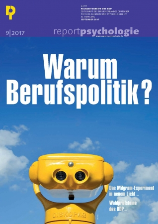 E-Paper Report Psychologie 9/2017