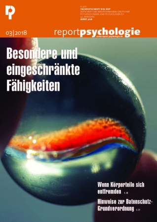 E-Paper Report Psychologie 3/2018