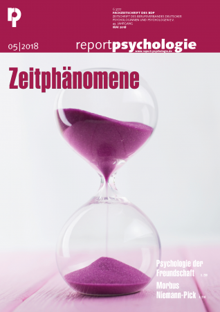 Report Psychologie 5/2018