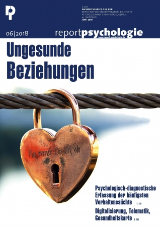 E-Paper Report Psychologie 6/2018