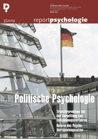 Report Psychologie 3/2019