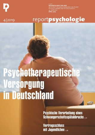 E-Paper Report Psychologie 4/2019
