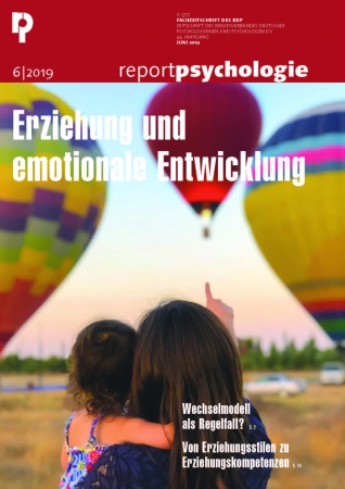 Report Psychologie 6/2019