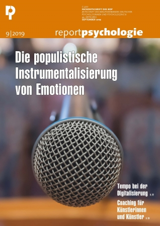 E-Paper Report Psychologie 9/2019