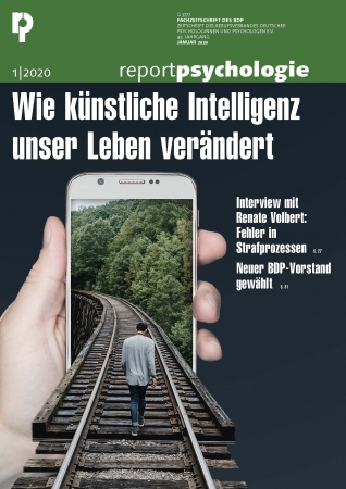 E-Paper Report Psychologie 1/2020