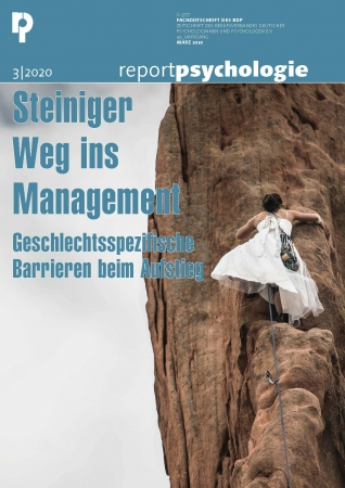 E-Paper Report Psychologie 3/2020