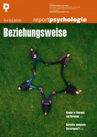 E-Paper Report Psychologie 11+12/2020