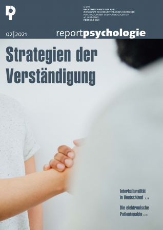 Report Psychologie 2/2021