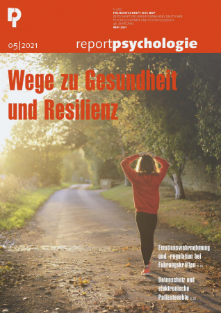 Report Psychologie 5/2021